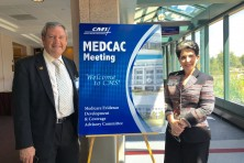 26. 2016 Dr. Davis and Dr. Fife at 2016 MedCAC