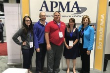 APMA Marcia Karen and APMA staff