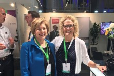EWMA1 Dot Weir and Marcia Nusgart at EWMA 2019 copy