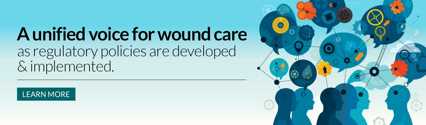 A unified voice for wound care